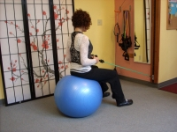 Exercise ball 2